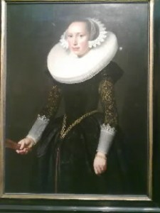Birmingham Museum and Art Gallery: when is the ruff coming back into fashion?