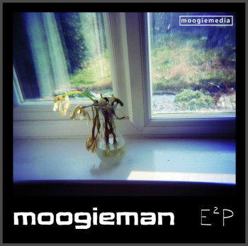 Moogieman - Extended EP cover