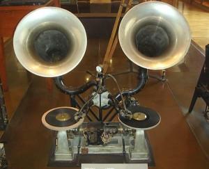 Gaumont dual gramaphone